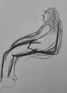 Fourth Sketch drawing